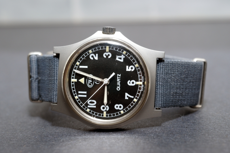 Hamilton Khaki Field Officer Mechanical G10-00
