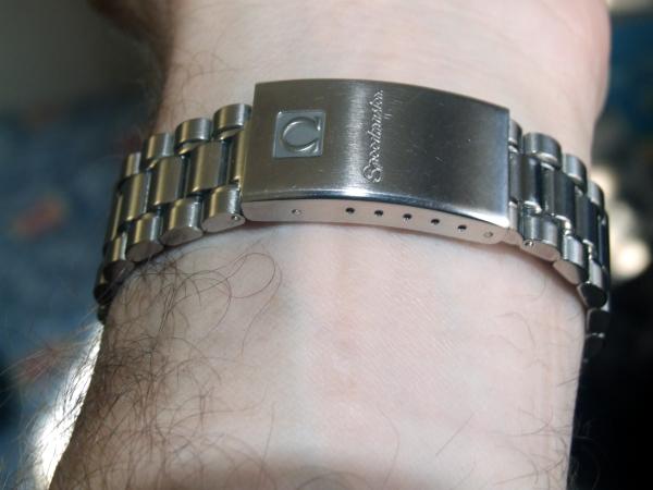 Omega Bracelet    Half Link? - Watch Discussion Forum - The